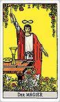 Tarot Der Magier